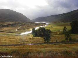 Scotland Scenery by colin6969