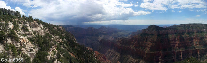 Grand Canyon View by colin6969