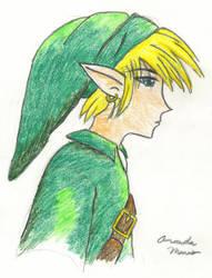 RuroKen-style Link by ACDragonMaster