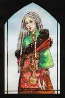 Farseer - The Outlandish Queen by HitomiTatsuyo
