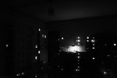 Midweek night by padika11