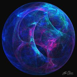 Neon Ball by owensch