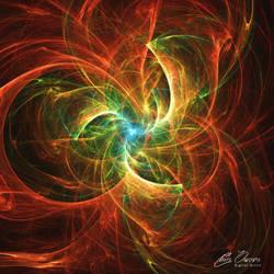 Spiral Galaxy by owensch