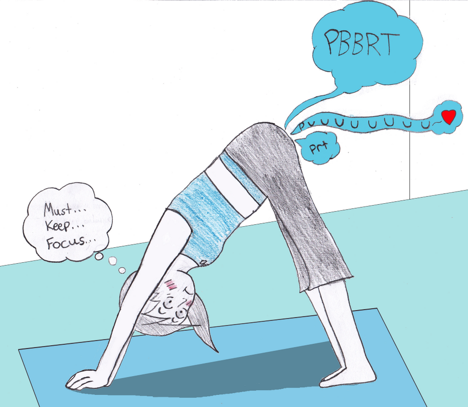 Wii Fit Trainer Farts By MiscBrrts On DeviantArt