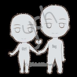 Ych couple ~ (120 pts)[closed] by Yukaishironeko