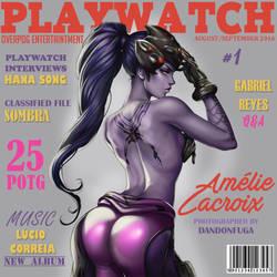 PLAYWATCH #1 by manusogi