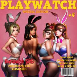 PLAYWATCH #4 by manusogi
