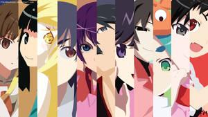 Monogatari Series by FikriMochizou