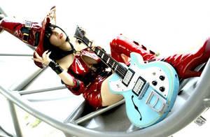 I-No Cosplay by MaryMagika