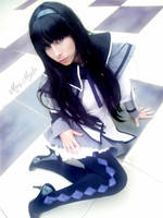 Homura Akemi Cosplay by MaryMagika