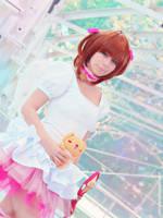 Sakura Kinomoto Cosplay by MaryMagika