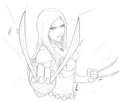MGo2012 - Laura Kinney (X-23) by scyfon