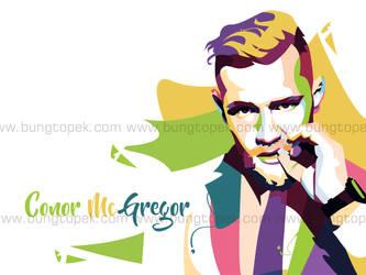 Conor McGregor by duniaonme