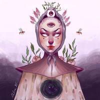 Milkyrat's OC by MeliFalco
