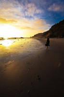 Sherene at Sunset by Adam-Pieratt