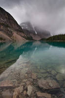 MAGNIFICENT MORAINE by EdwinMartinez