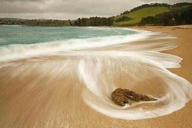 EMBRACED BY THE SEA by EdwinMartinez