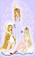 + Ice Queens + by kanda-cgroom
