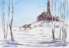 3 January by Irsanna