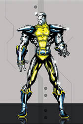colorized colossus by bijan28