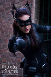 Catwoman-27 by TheLazyCosplayer