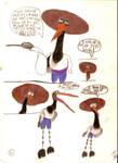 Master Crane's Craziest Expressions by PenguinDareangel12