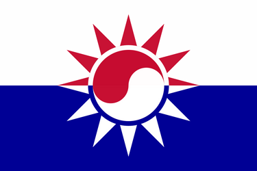 Greater East Asia Prosperity Flag by Tysaylor141