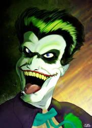 Joker by Piteurock