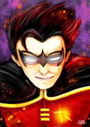 Robin by Piteurock