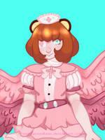 {CONTEST ENTRY} Kazumi by undergroundbear