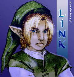 It's Link, looking Real by NalaFontaine
