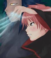 Lorr-chan: Sasori by MidnightAlchemist