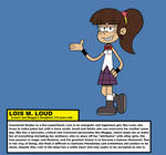 Lois Loud by Pepemay93