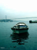 Bosphorus by alperyesiltas