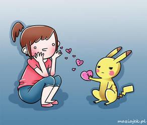 Pokemon Day! by maziajek