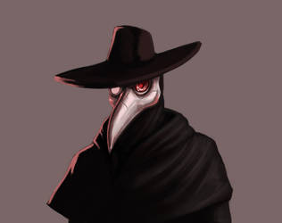 Plague Doctor by Torvald2000