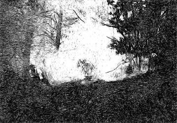 Forest Fire After Ambush by HUVNS