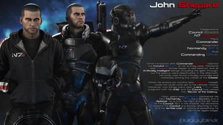 Afterword - Shepard by HuggyBear742
