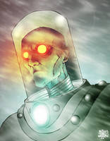 KidNotorious' Mr. Freeze by billythebrain