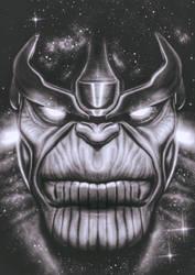 The Mad Titan by billythebrain