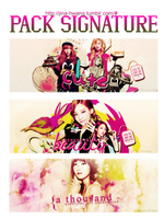 Pack Signature #1 by jina-hwang
