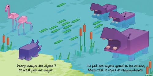 Milo le rhino 06 by nesmosfactory