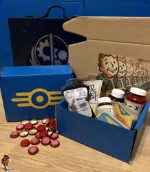 Fallout Gift Box by LoreBox