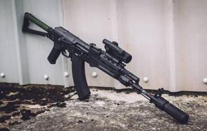 AKs 74 by Profail