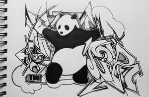 Panda by Precise24