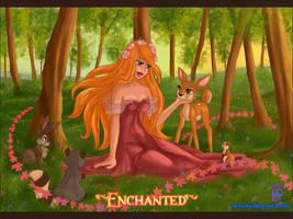 Enchanted Forest by ArunaTramp