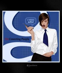 un_conection by hanyasatu
