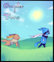Explorers of Souls: Chapter Two Cover by honrupi