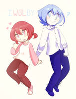 I Wanna Be Loved By You by honrupi