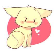 Kitty by honrupi
